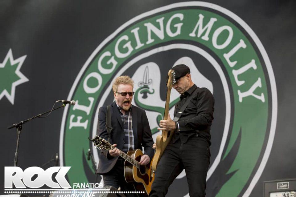 Flogging Molly - Hurricane Festival 2014