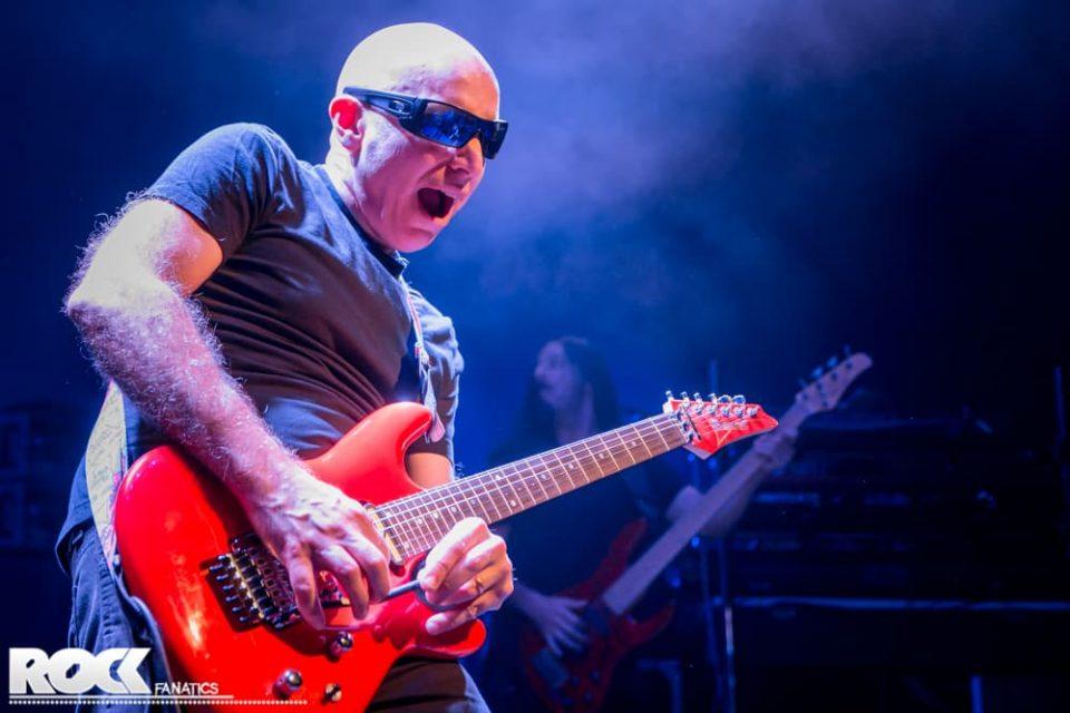Joe Satriani - 27.06.2014 - Tollhaus, Karlsruhe