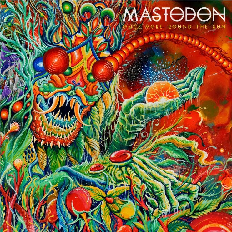 CD-Review: Mastodon - Once More 'Round The Sun