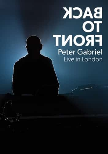 DVD-Review: Peter Gabriel - Back To Front - Live In London