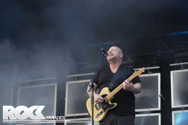Pixies - Hurricane Festival 2014