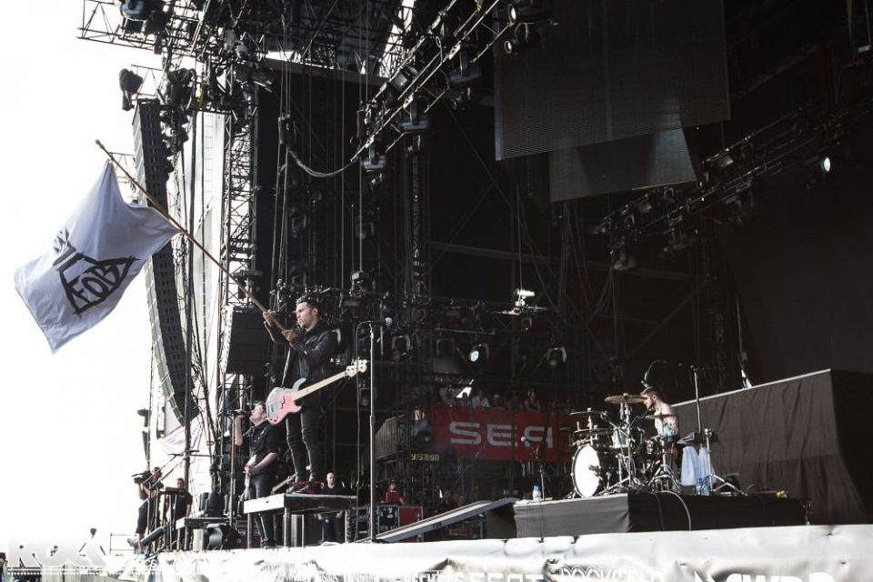 Rock am Ring 2014 - Fall Out Boy - 07.06.2013