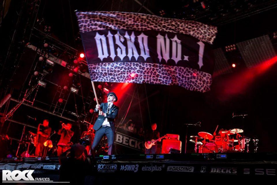 Rock am Ring 2014 - Jan Delay & Disko No. 1 - 07.06.2014