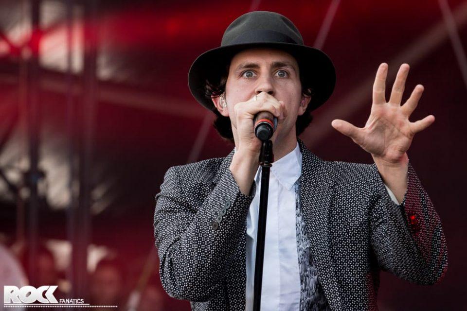 Rock am Ring 2014 - Maximo Park - 08.06.2014