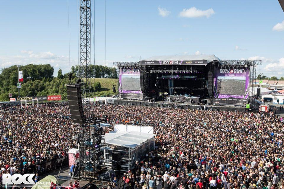 Rock am Ring 2014 - Publikum Donnerstag