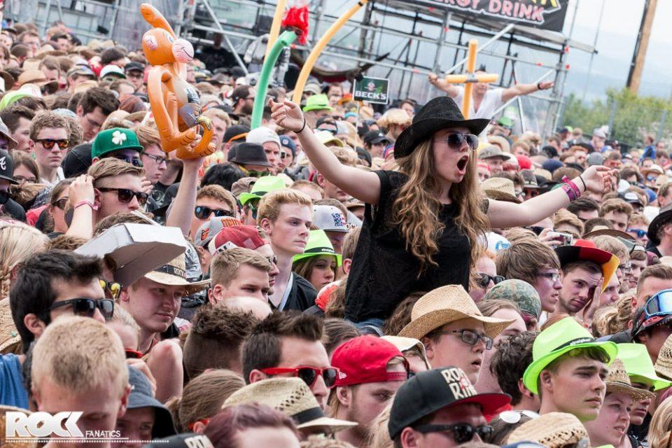 Rock am Ring 2014 - Publikum Samstag - 07.06.2014