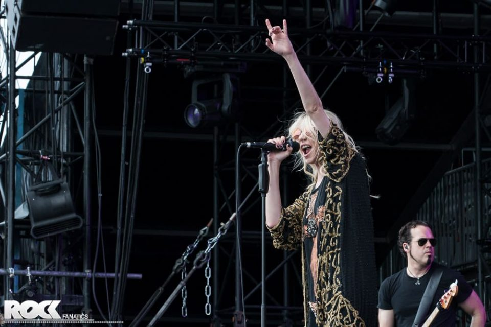 Rock am Ring 2014 - The Pretty Reckless - 07.06.2014