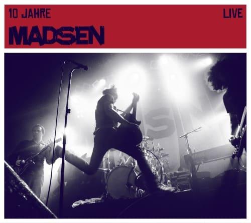 CD-Review: Madsen -  10 Jahre Madsen Live