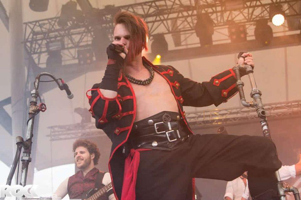 Saltatio Mortis - Blackfield Festival 2014