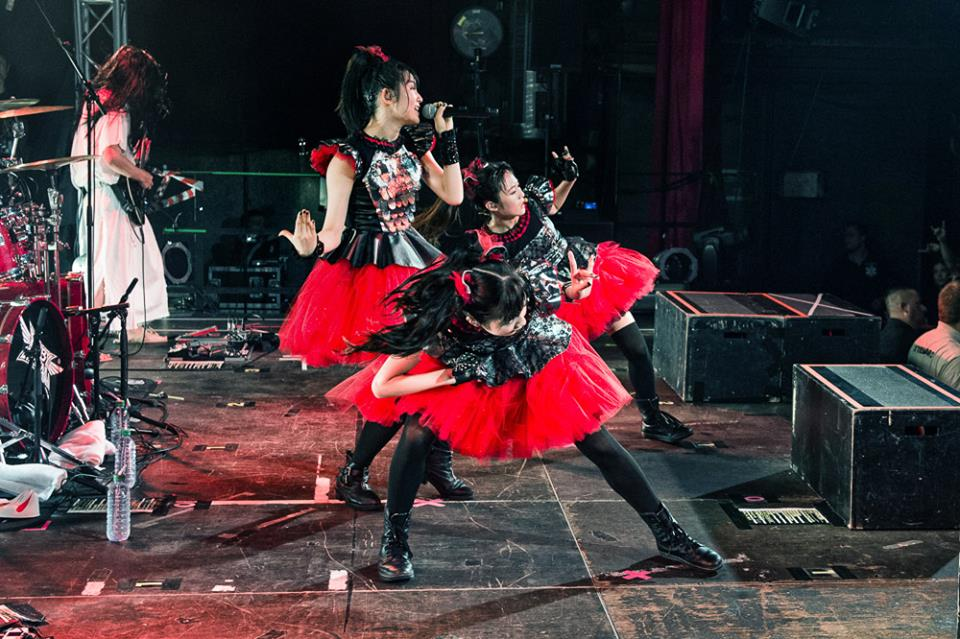 Babymetal – 03.07.2014 – Live Music Hall Köln