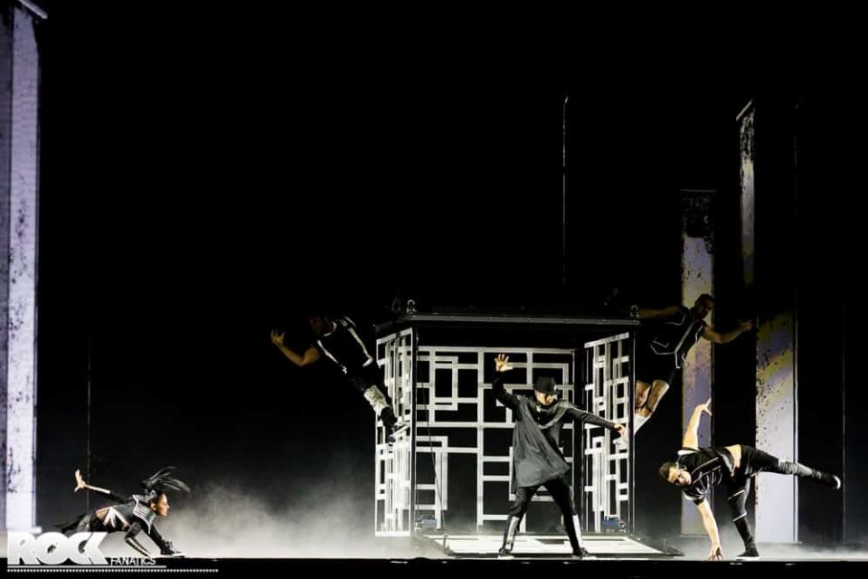 Red Bull Flying Illusion - 27.06.2014 - Lanxess Arena, Köln