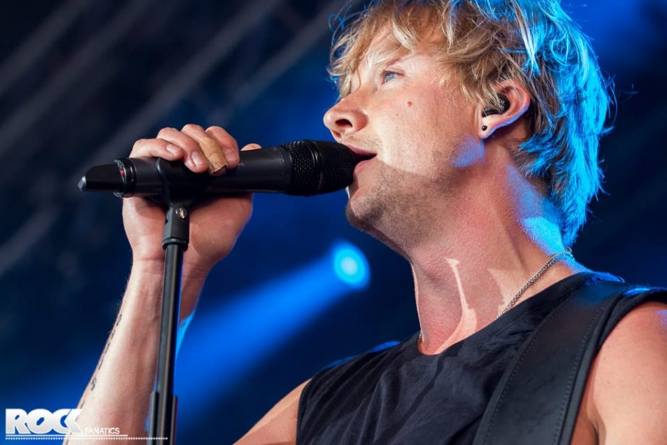 Sunrise Avenue - 11.07.2014 - Tanzbrunnen, Köln