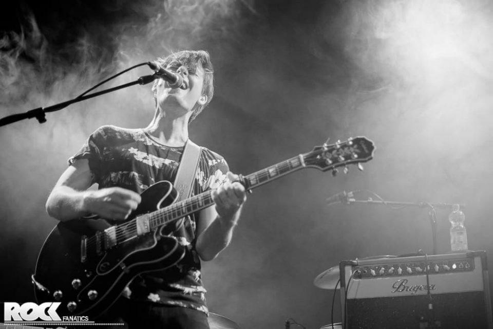 Farewell Dear Ghost - Support The Jezabels - 17.07.2014 - Gebäude 9, Köln