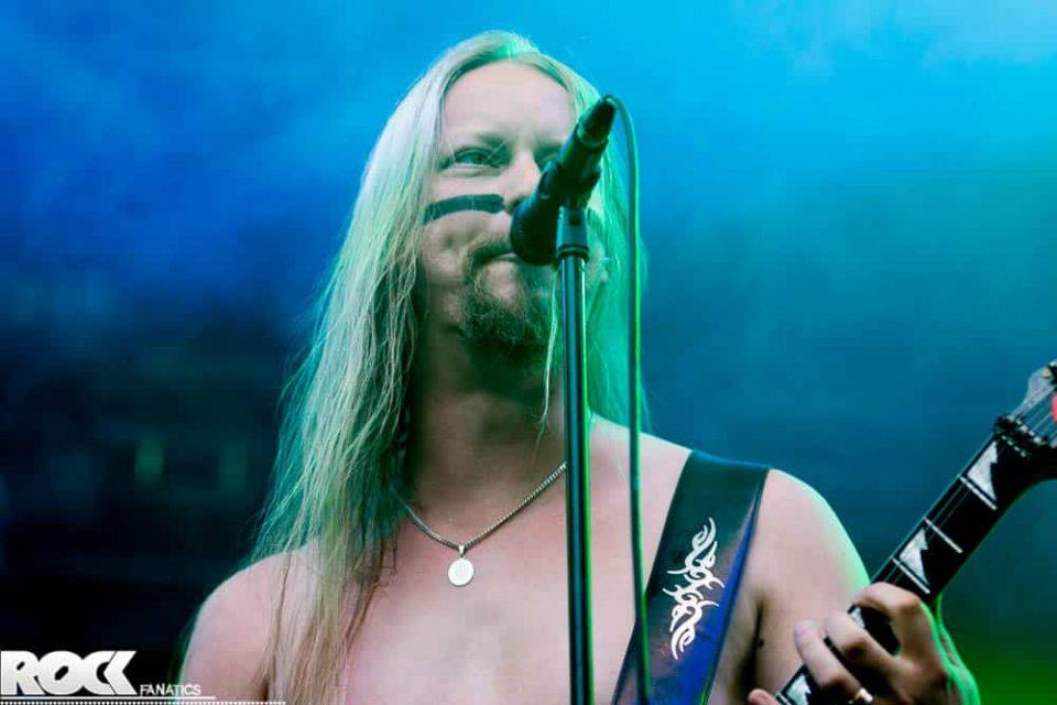 Ensiferum - Castle Rock 2014