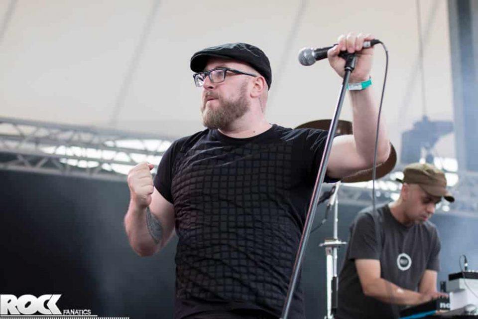 Haujobb - Blackfield Festival 2014