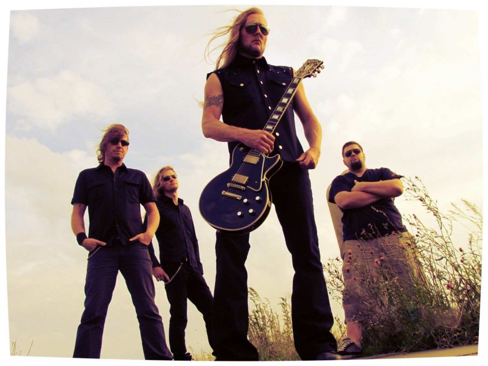 Crossplane - On The Road To Bring The Fire Tour 2014