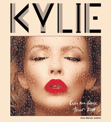Kylie Minogue kommt für vier Termine nach Deutschland
