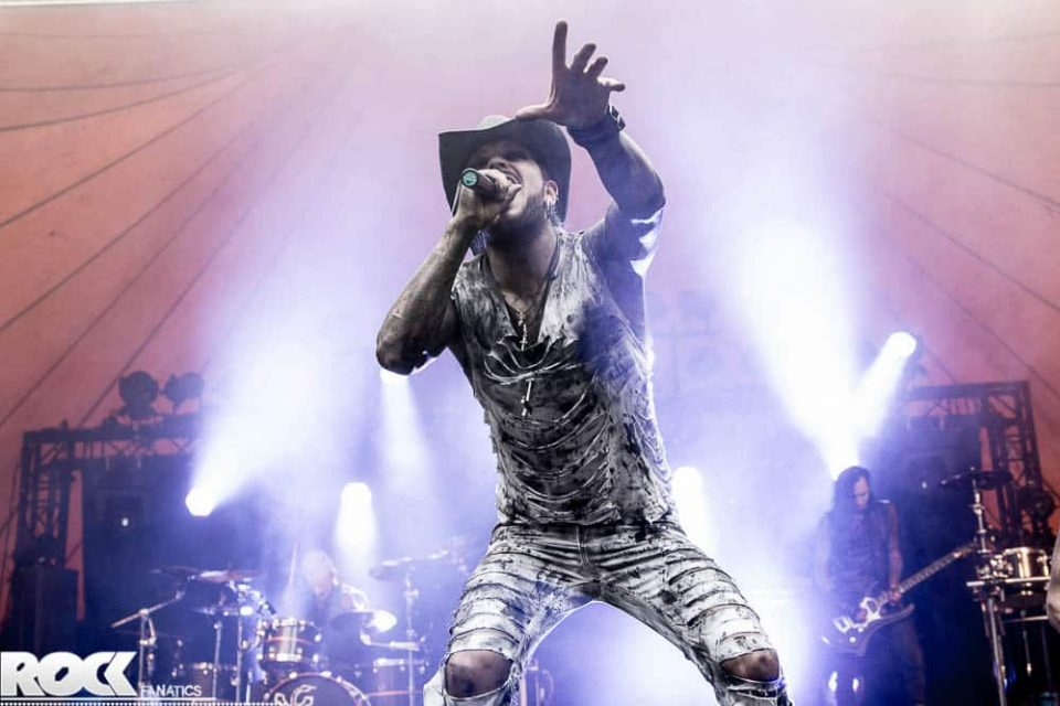 Lord of the Lost - Feuertal Festival 2014