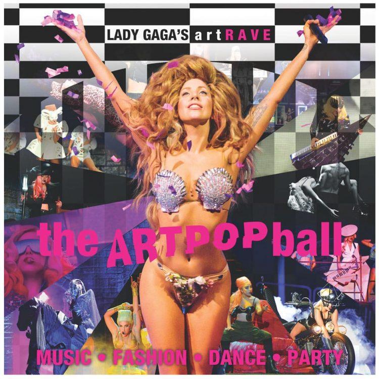 Lady Gaga bereist mit artRave: The ARTPOP Ball die Welt!