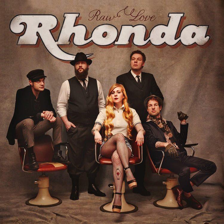 CD Review: Rhonda - Raw Love