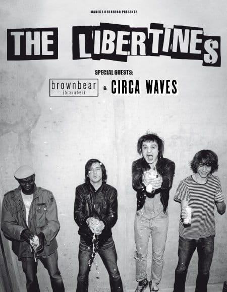The Libertines kommen für zwei Termine nach Deutschland!