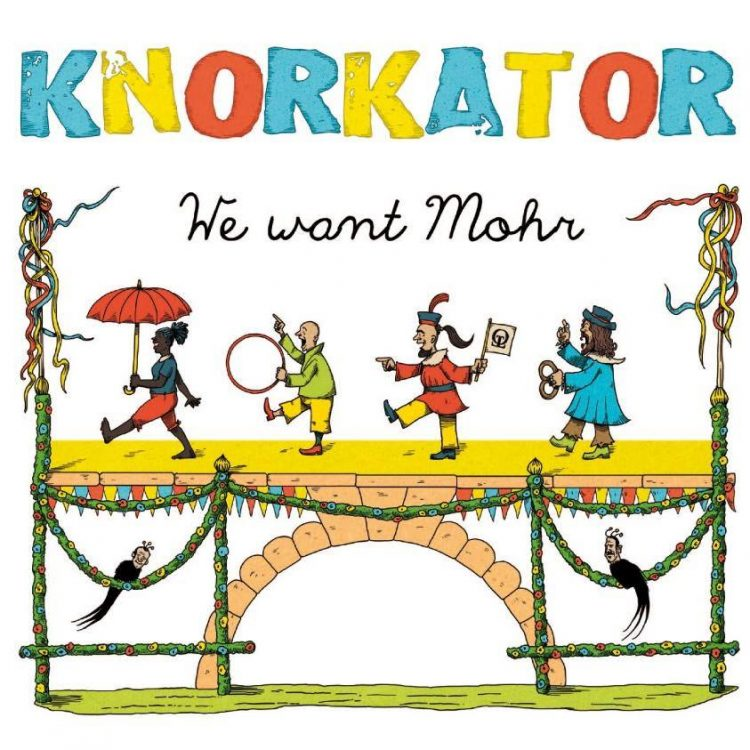 CD Review: Knorkator - We Want Mohr