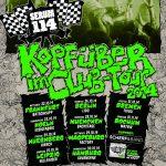 Serum 114 - Kopfüber Im Club Tour 2014