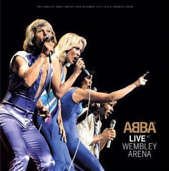 CD Review: ABBA - Live At Wembley Arena