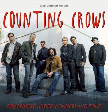 Counting Crows im November auf Europatour