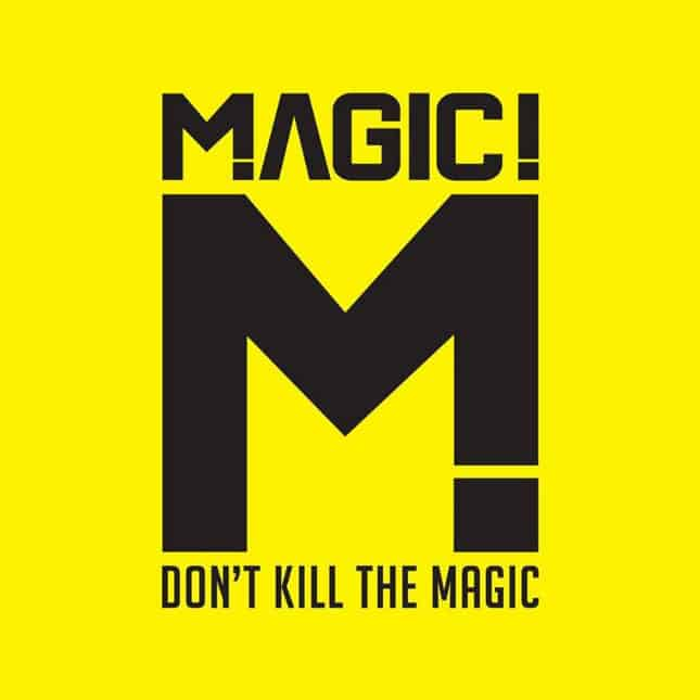CD Review: Magic! - Don't Kill The Magic
