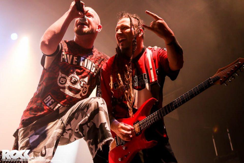 Five Finger Death Punch - 22.03.14 - E-Werk Köln