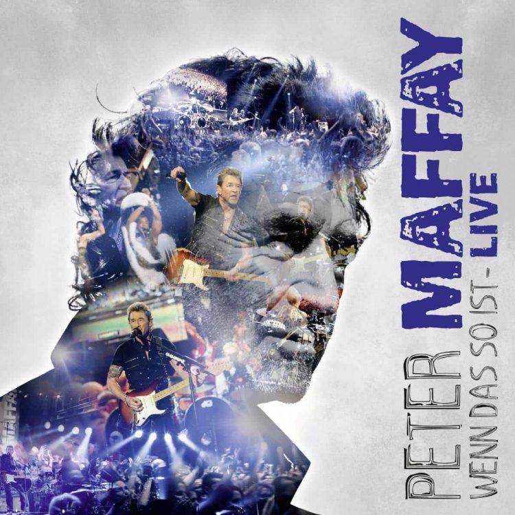 CD Review: Peter Maffay - Wenn Das So Ist Live