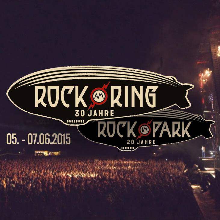 Rock am Ring & Rock im Park 2015 - Die ersten Bands!
