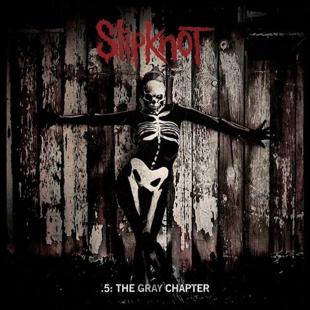 CD Review: Slipknot - .5: The Gray Chapter