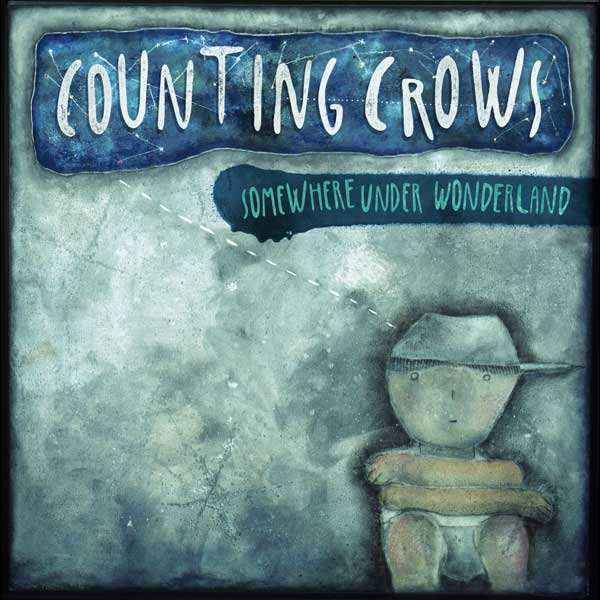 CD Review: Counting Crows - Somewhere Under Wonderland