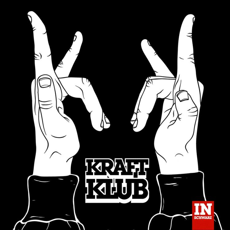 Kraftklub Tour 2014/2015