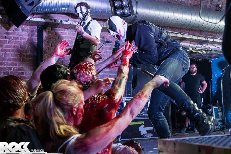 Megaherz - Zombieland Tour - Matrix Bochum - 26.10.14