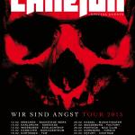 Callejon - Wir sind Angst Tour 2015