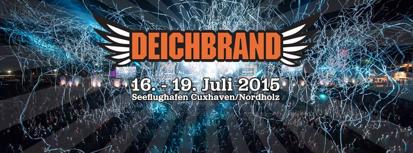 Deichbrand 2015 - Die ersten Bands