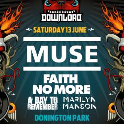 Download Festival 2015 Zweite Bandwelle