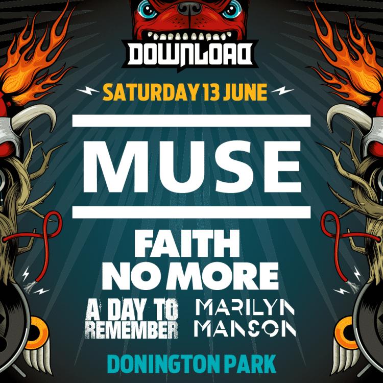 Download Festival 2015 - Die zweite Bandwelle