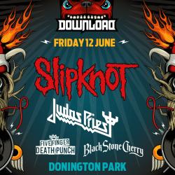 Download Festival Erste Bandwelle