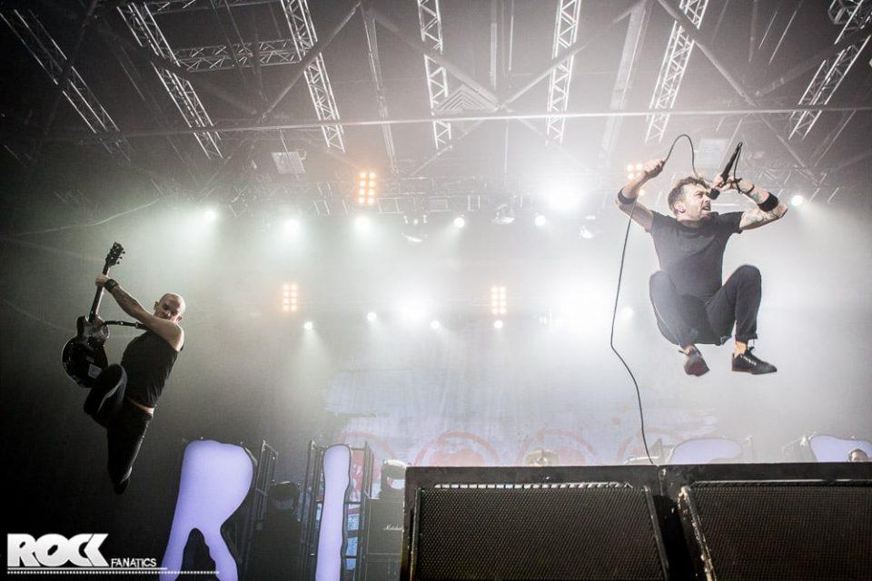 Rise Against - 17.11.2014 - Mitsubishi Electric Halle, Düsseldorf
