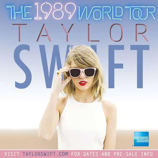 Taylor Swift - Exklusive Deutschlandshow im Juni 2015