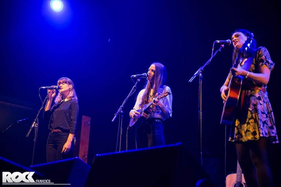 The Staves - Support Angus & Julia Stone - 14.11.2014 - Palladium, Köln