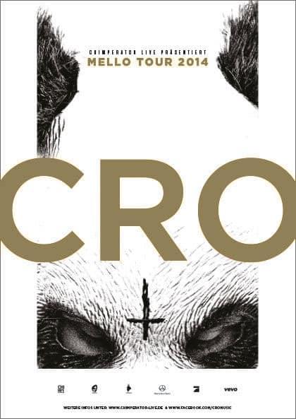 Cro - Mello Tour 2014
