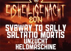 Eisheilige Nacht - 28.12. 2014 - Ruhrcongress Bochum
