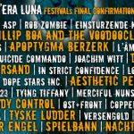 M'Era Luna 2015 - das vollständige Line-Up