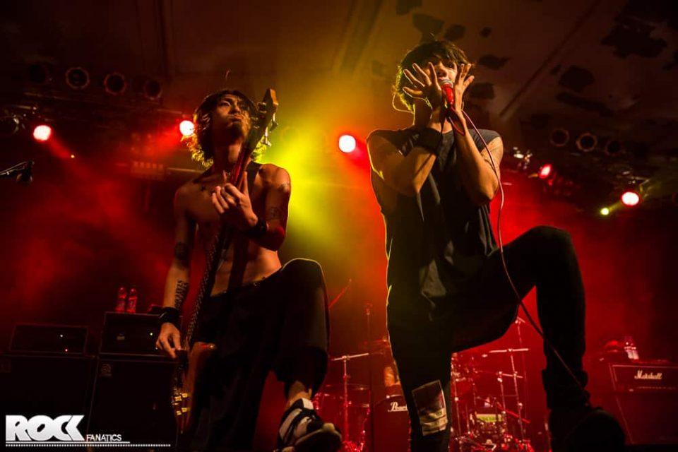 One Ok Rock - 07.12.2014 - Essigfabrik, Köln