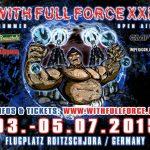 With Full Force 2015 - Das erste Adventskalendertürchen